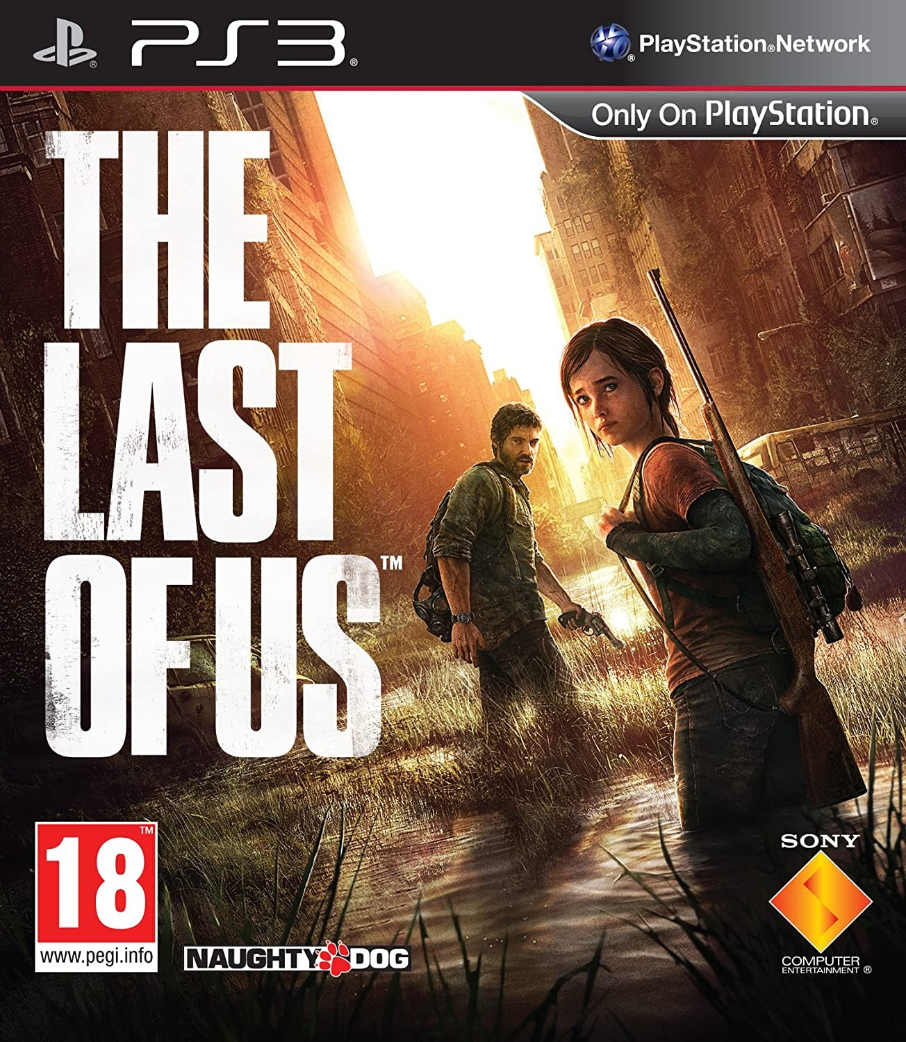The Last of Us | Одні з нас б/в PS3