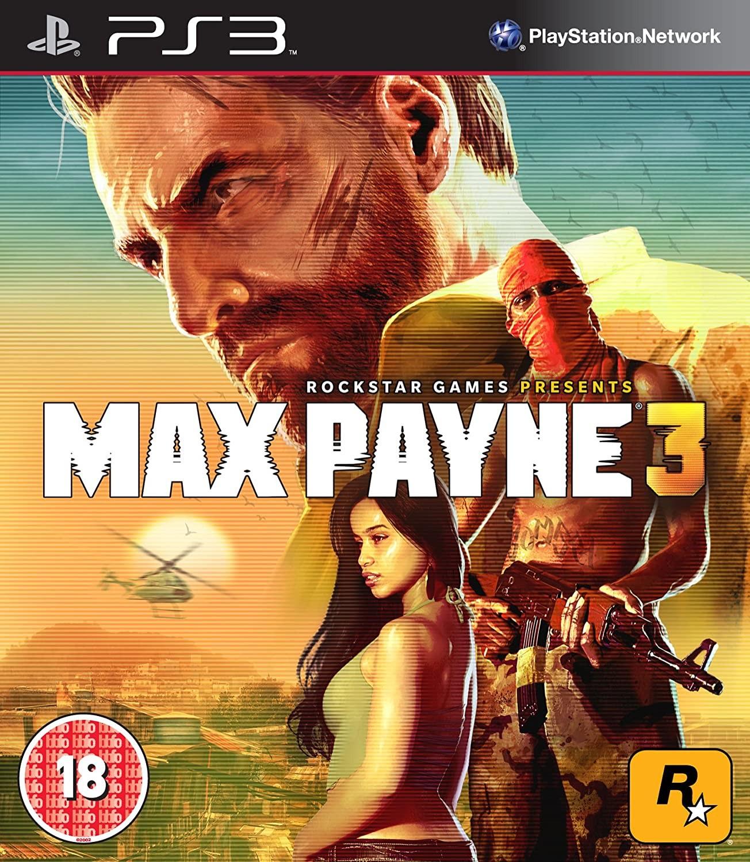 Max Payne 3 б/у PS3