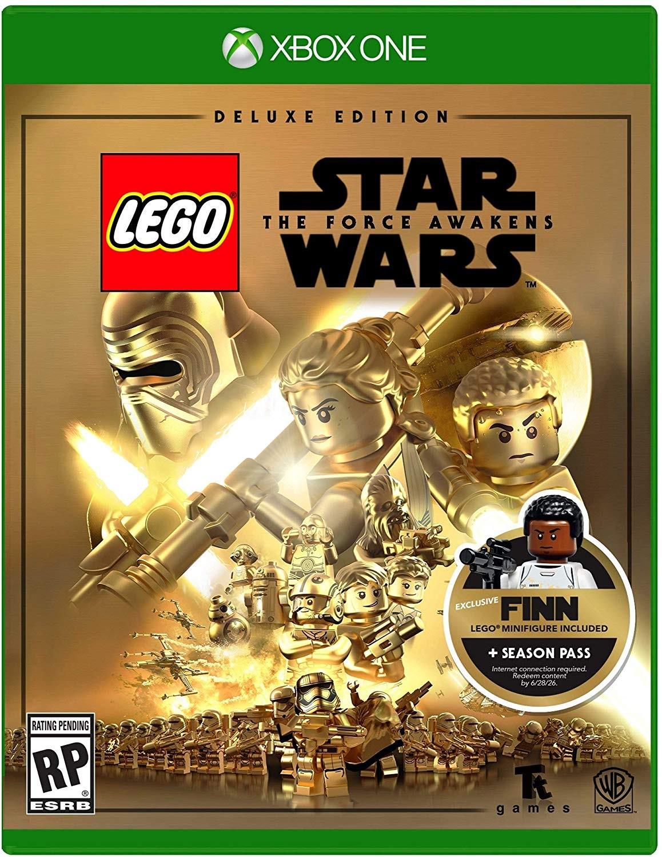 LEGO Звездные войны Пробуждение Силы. Издание ДеЛюкс | LEGO Star Wars The Force Awakens. Deluxe Edition XONE