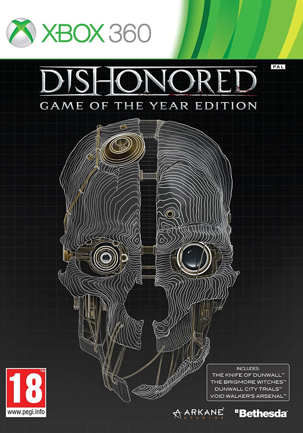 Dishonored: Game of the Year Edition | GOTY X360
