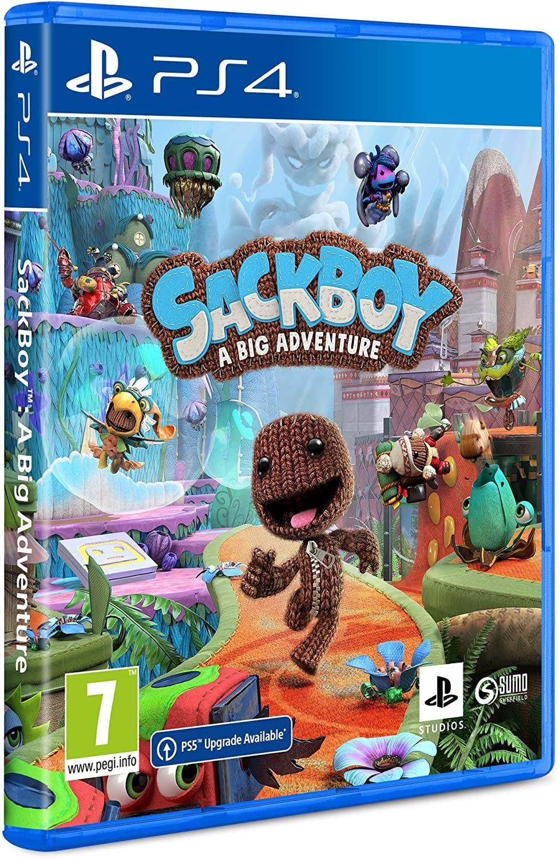 Sackboy A Big Adventure | Сэкбой Большое приключение PS4