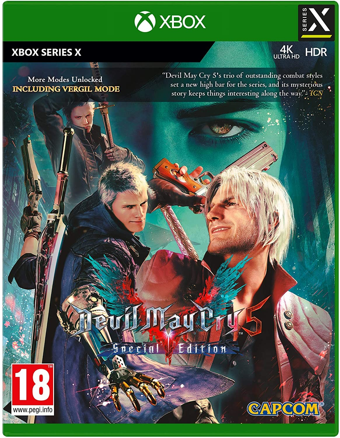 Devil May Cry 5 Special Edition | DMC5 XSX