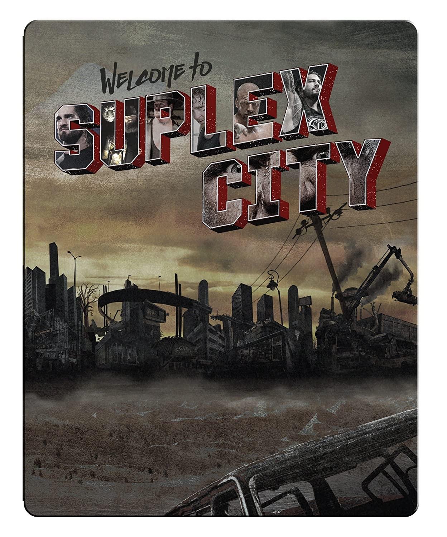 Steelbook WWE 2k17 | Стілбук