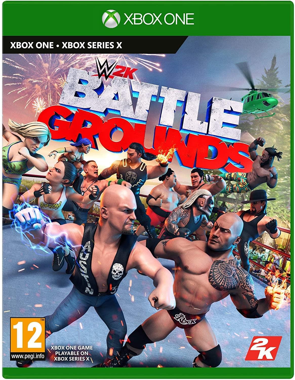 WWE 2K Battlegrounds XONE