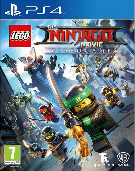 LEGO Ninjago Movie Video Game | LEGO Ниндзяго PS4