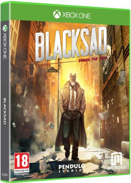 Blacksad: Under The Skin. Колекційне видання XONE
