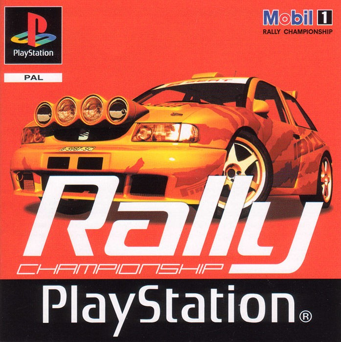 Mobil 1: Rally Championship б/у PS1