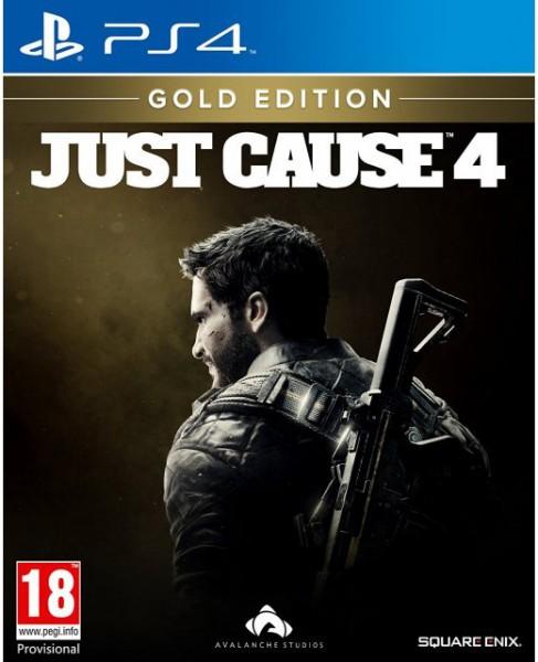 Just Cause 4 Золоте видання PS4