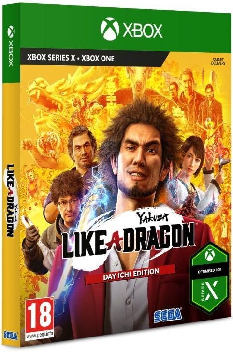 Yakuza Like a Dragon Day Ichi Edition XONE/XSX