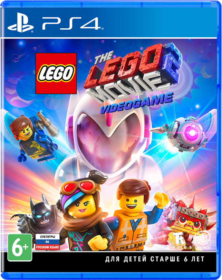 THE LEGO MOVIE 2 VIDEOGAME | LEGO Фильм 2 PS4