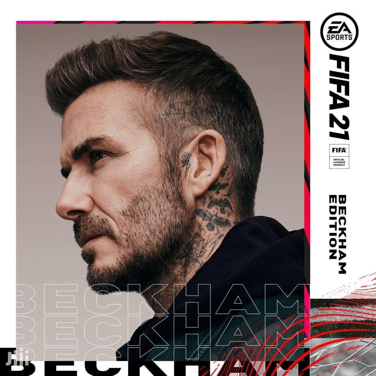 Прокат FIFA 21 Beckham Edition від 7 днів PS5