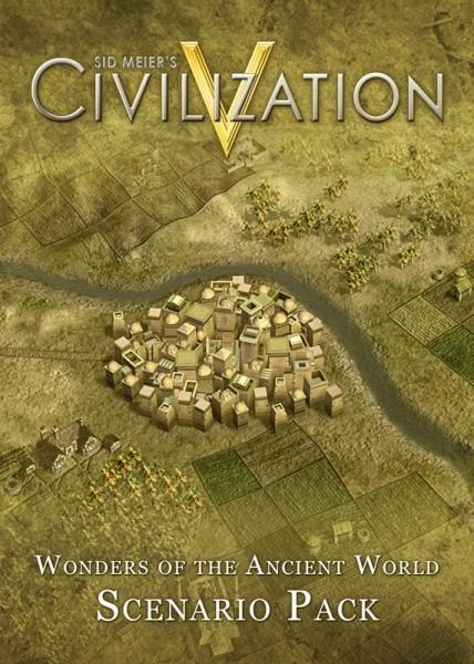 Sid Meier's Civilization V. Wonders of the Ancient World Scenario Pack PC DIGITAL