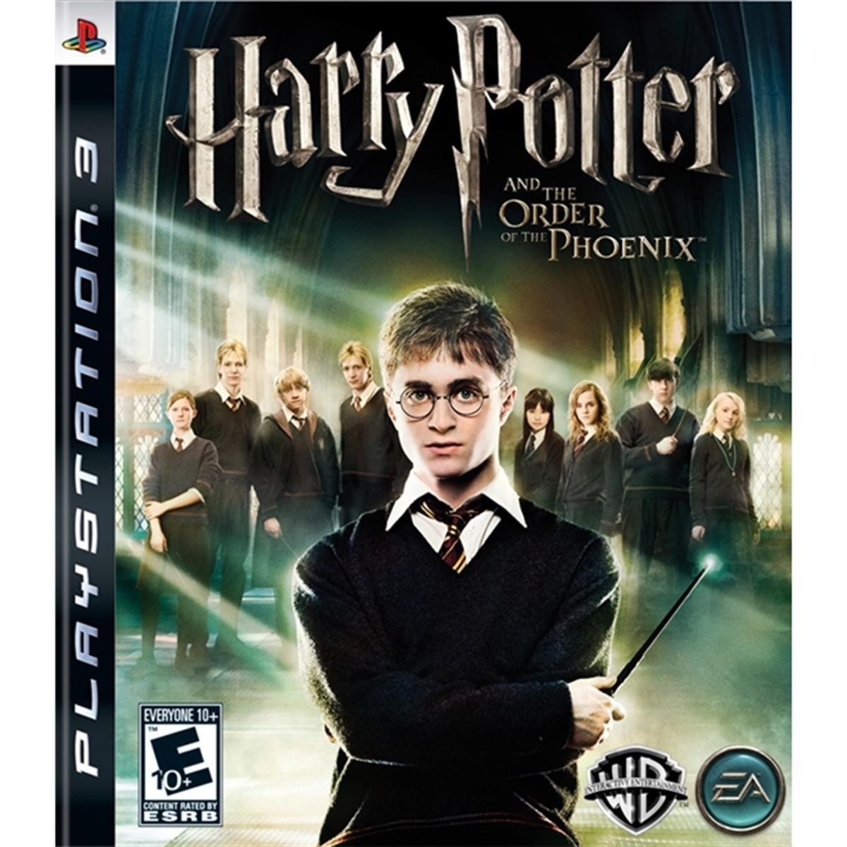 Harry Potter and the Order of the Phoenix б/в PS3