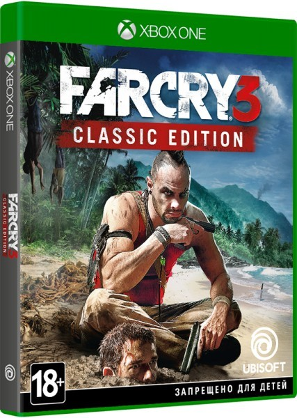 Far Cry 3. Classic Edition XONE