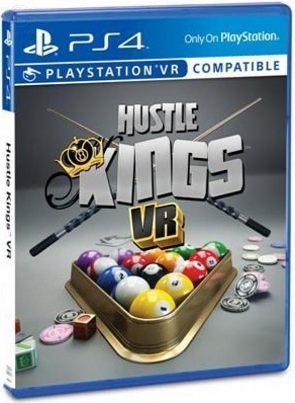 Hustle Kings VR (підтримка VR) PS4