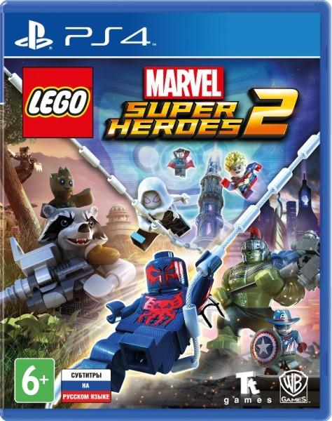 LEGO Marvel Super Heroes 2 | LEGO Marvel Супергерои 2 PS4