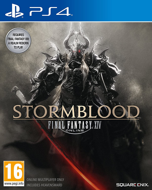 Final Fantasy XIV Stormblood | Final Fantasy 14 Stormblood PS4