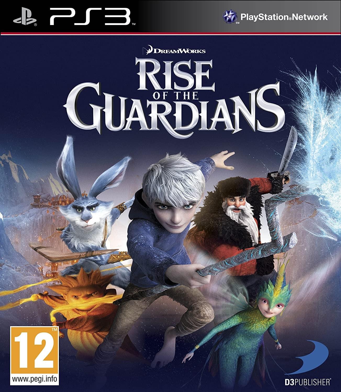 Rise of the Guardians | Хранителі снів PS3