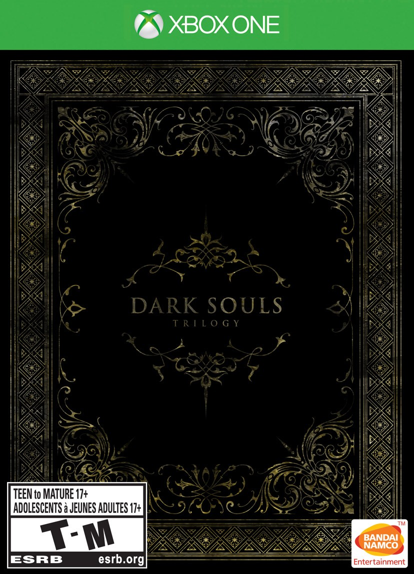 DARK SOULS TRILOGY XONE