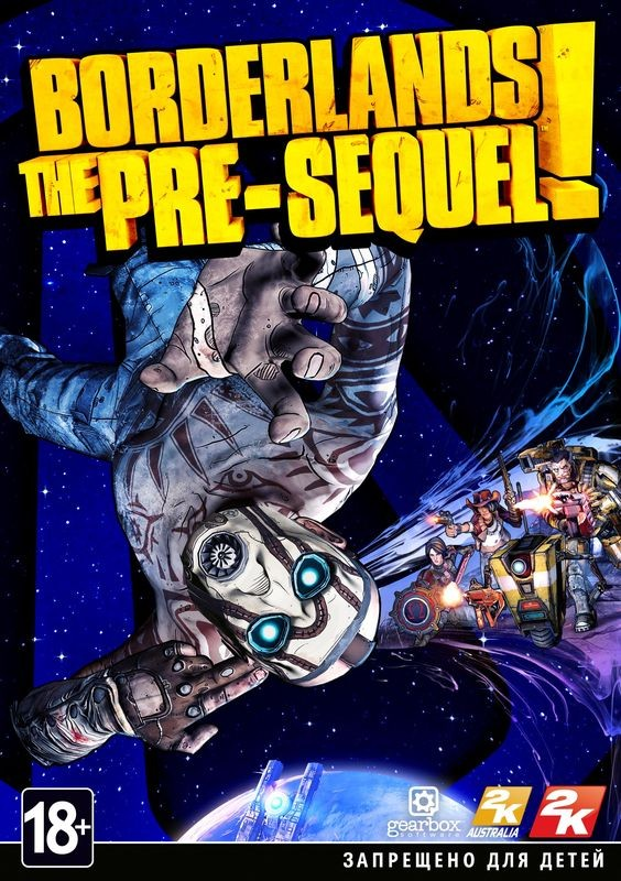Borderlands: The Pre-Sequel! PC DIGITAL