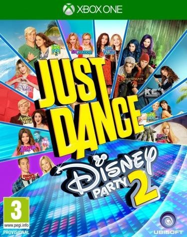 Just Dance. Disney Party 2 XONE