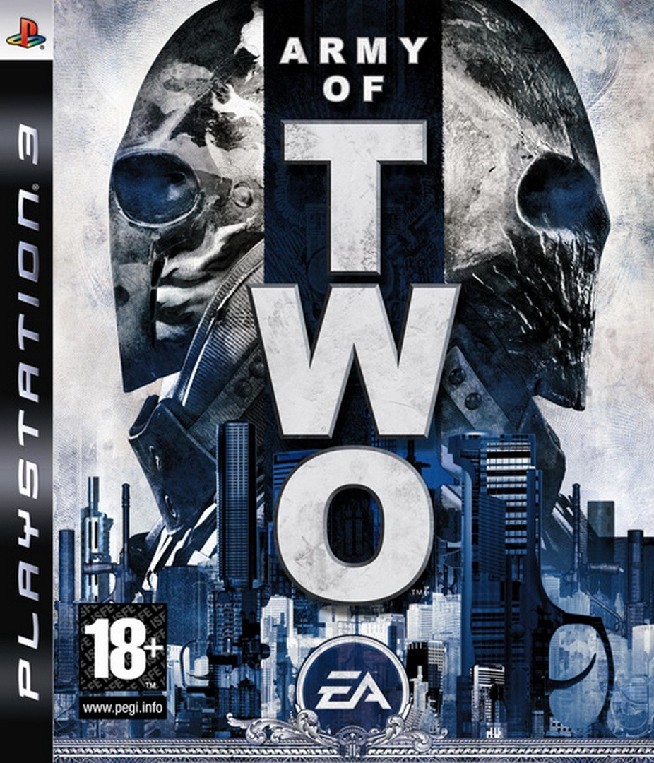 Army of Two б/у PS3