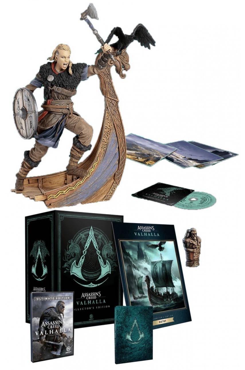 Assassin's Creed: Вальгалла. Колекційний набір [Видання без ігрового диска]