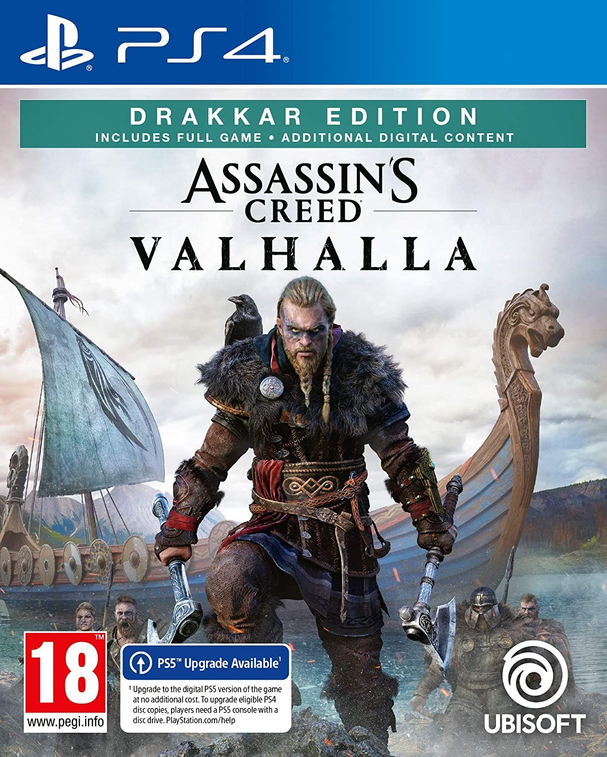 Assassin's Creed Valhalla Drakkar Edition | Assassin's Creed Вальгалла PS4