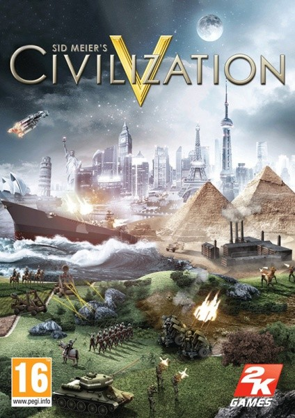 Sid Meier's Civilization V. Denmark and Explorer's Combo Pack PC DIGITAL
