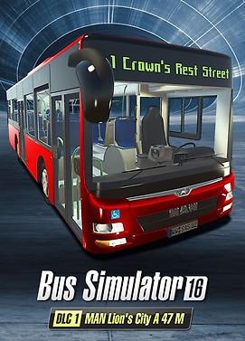 Bus Simulator 16 - MAN Lion's City A 47 M PC DIGITAL