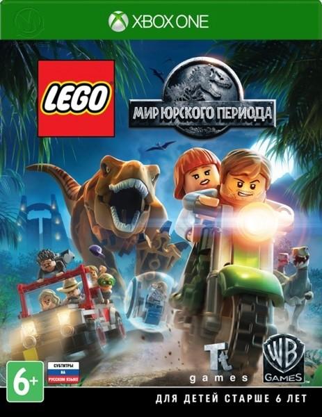 LEGO Jurassic World | LEGO Світ Юрського Періоду XONE