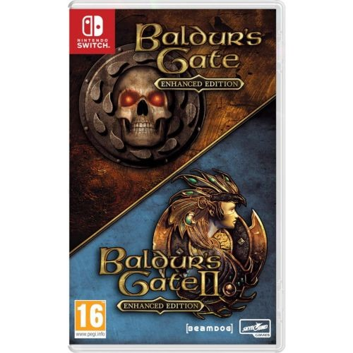 Baldur's Gate & Baldur's Gate II: Enhanced Edition SWITCH