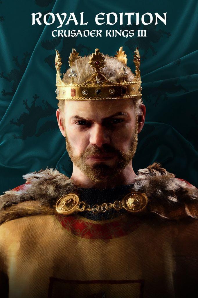 Crusader Kings III Royal Edition PC DIGITAL