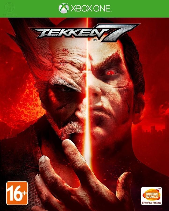 Tekken 7 б/в XONE