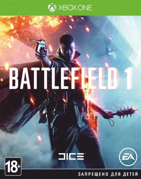 Battlefield 1 б/у XONE