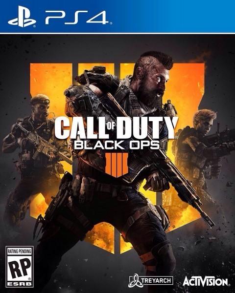 Call of Duty Black Ops 4 б/в PS4