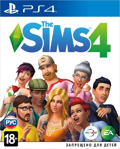 The Sims 4 б/в PS4