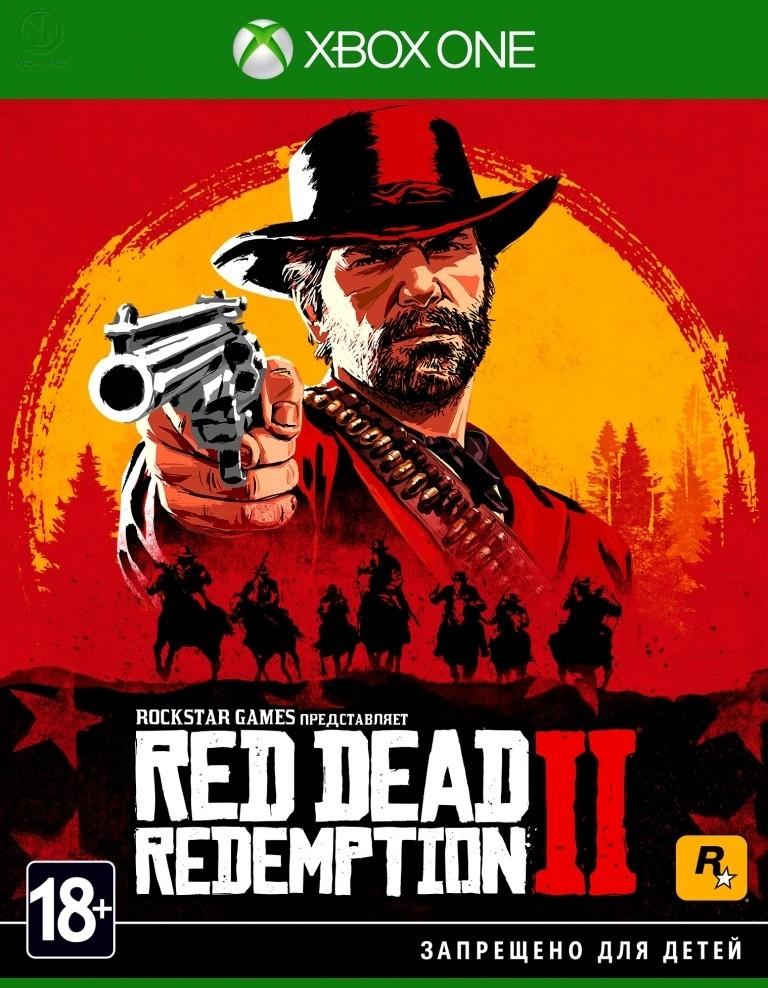 Red Dead Redemption 2 б/у XONE