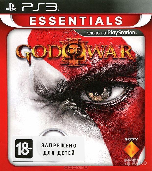 God of War III | Бог Войны 3 б/у PS4