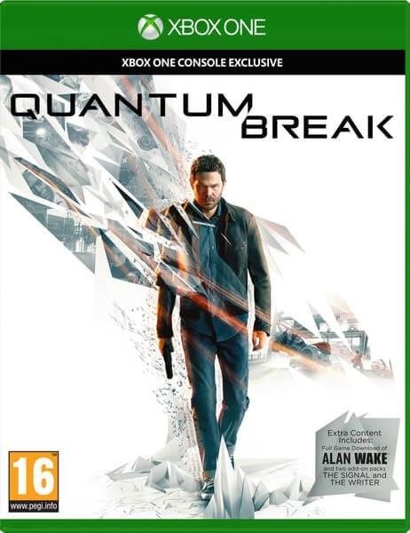 Quantum Break б/у XONE