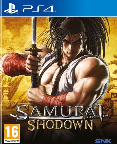 Samurai Shodown б/у PS4
