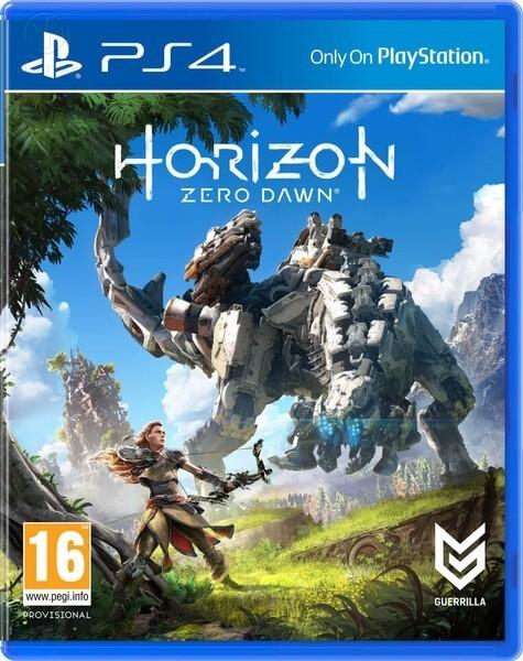 Horizon Zero Dawn б/у PS4