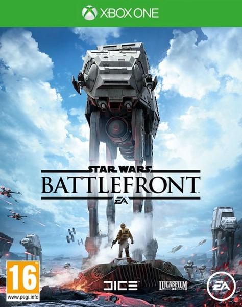Star Wars Battlefront | Звездные Войны Battlefront б/у XONE
