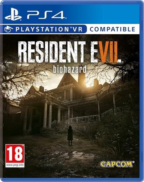 Resident Evil 7 Biohazard | RE7 Biohazard б/в PS4
