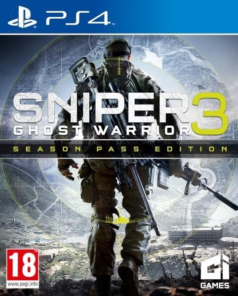 Sniper: Ghost Warrior 3 Season Pass Edition б/у PS4