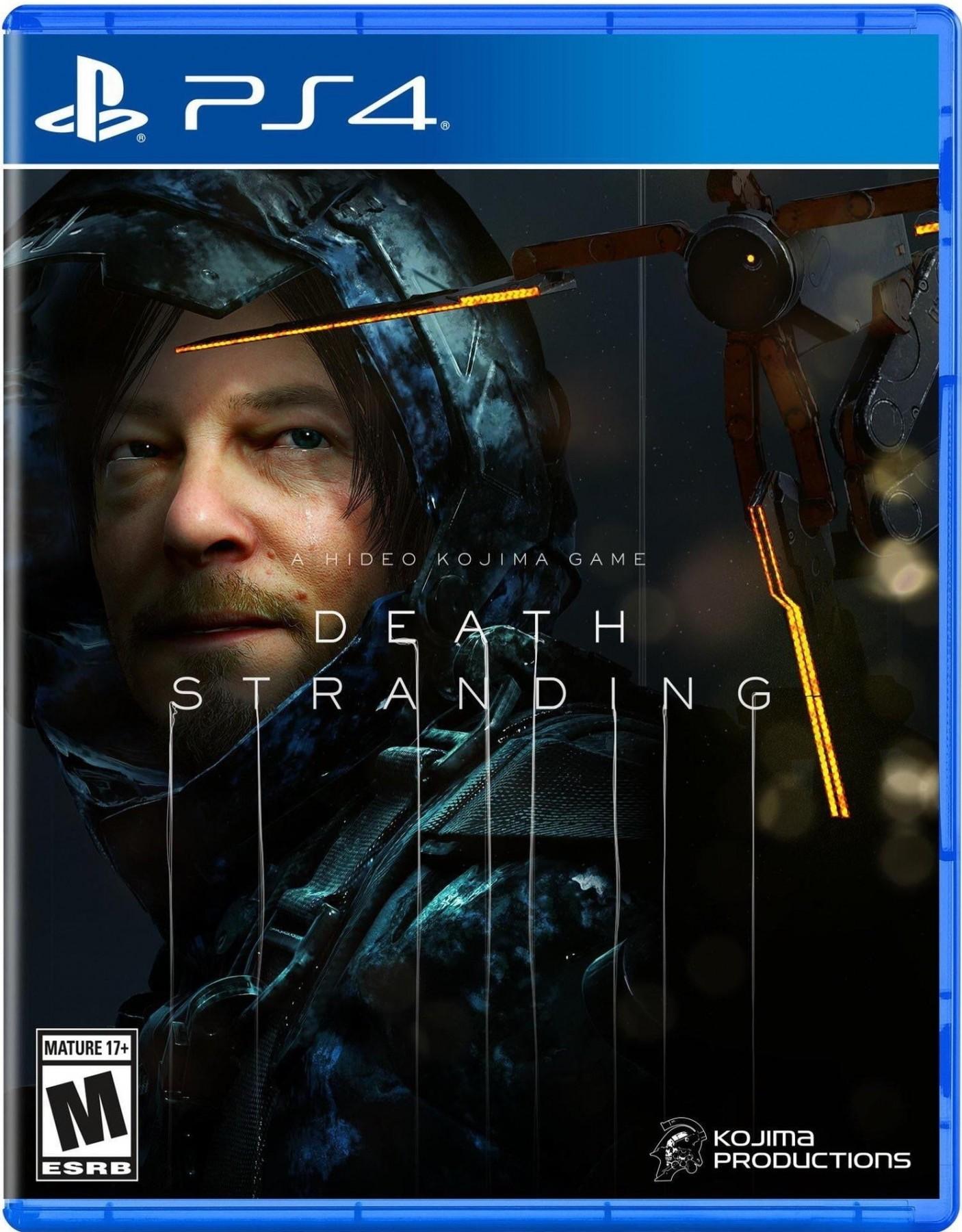 Death Stranding б/в PS4