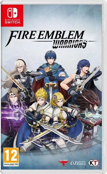 Fire Emblem Warriors б/в switch