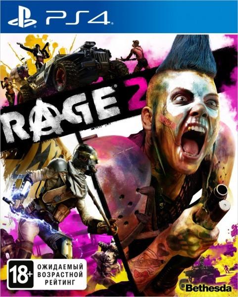 Rage 2 б/в PS4