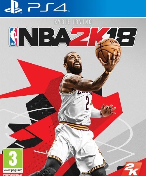 NBA 2K18 б/в PS4
