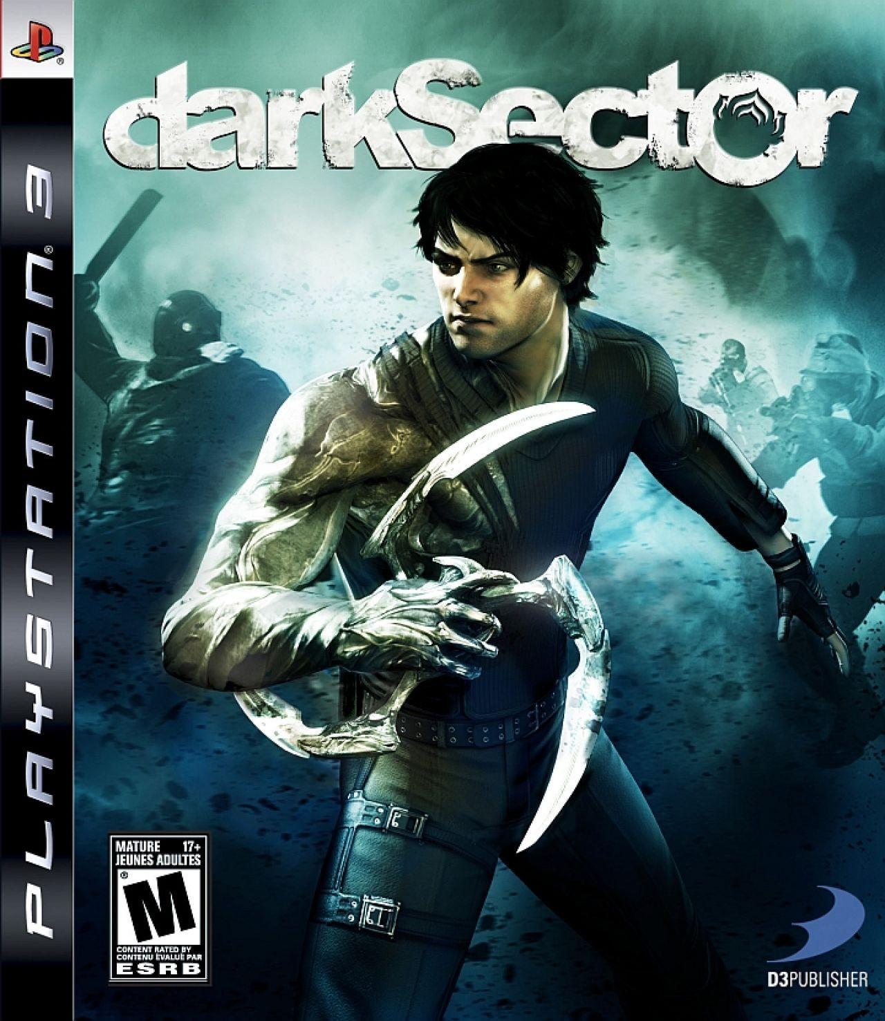 Dark Sector б/у PS3
